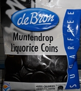 Liquorice Coins