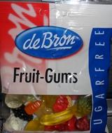 De Bron Fruit Gums
