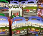 Boys Racing Car Box