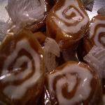 Creamy Whirls