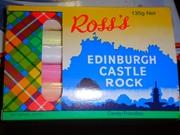 Edinburh rock Sticks